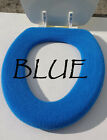 Bathroom Toilet Seat Warmer Cover Washable - pick from 24 colors- LifeLong Needs фото