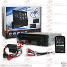 "SOUNDSTREAM SDR-782B DIN DIGITAL MEDIA BLUETOOTH STEREO W/ 7"" FLIPOUT LCD SCREEN"