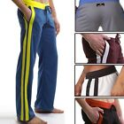US FAST Mens Jogger Dance Sportwear Baggy Sport Pants Slacks Trousers Sweatpants