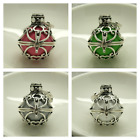 Mai Harmony Cage Bola Ball Pendant Necklace Baby Sterling Silver Mum to Be Mom