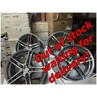 "19"" x4 New Alloy Wheels BMW 313 M-sport 2014 Style E46 E91 E92 E90"