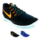 Mens Nike Free 5.0 Fitness Low Top Gym Running Active Trainers Shoes UK 6-14