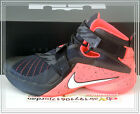 Nike Lebron Soldier IX 9 PRM EP Black Red Bright Crimson 749491-016 US 8~12