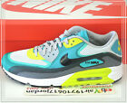 Nike Air Max 90 Lunar90 C3.0 White Black Green 631744-103 US 8~12 Casual Terry