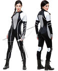 hunger games katniss catching fire - District Arena Katniss Hunger Games Catching Fire Teen Adult Costume Jumpsuit