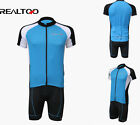 2015 New Cycling Bicycle Comfortable Outdoor Jersey + Shorts size M - XXXL