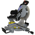 "Wolf Professional 12"" 1600w 305mm 60TCT Double Bevel Sliding Compound Mitre Saw"