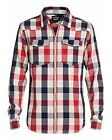 NEW DC Shoes™ Mens Chris Cole Steamtown Long Sleeve Shirt DCSHOES