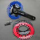 Fouriers Oval Chainrings Narrow Wide Teeth for XTR M9000 M9020 11S Single Ring