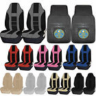 NBA Denver Nuggets Rubber Floor Mat High Back Seat Cover Universal Combo on eBay