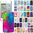 For Apple iPod Touch 4 4th Gen Design Protector Hard Back Case Cover Skin
