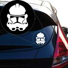 Star Wars Clone Trooper Vinyl Decal Sticker # 852 $14.99 USD on eBay