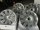 "19"" x4 NEW BMW 5 Series E60 E61 SPYDER Spider Alloy WHEELS ask tyres"