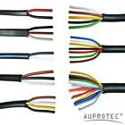 Auprotec Automotive 2 - 13 Core Electrical Auto Multicore Trailer Cable Wire