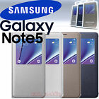 SAMSUNG Galaxy Note5 SM-N920 Genuine S VIEW FLIP Cover Case EF-CN920 w/Box NEW