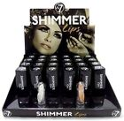 W7 Shimmer Lips Lipstick - New / Choose Your Shade