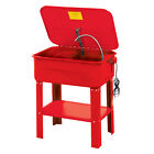 Wolf floor mounted 20 gallon parts washer