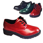 Mens Smart Leather Shoes Lace Up Design Formal Party Work Office Classic Dress