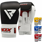 RDX Elite Boxing Gloves Training Punching Glove Leather kickboxing Sparring 16oz