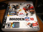"""PS 3 GAME """" MADDEN NFL 10 COMPLETE """"GOOD CONDITION TESTED, CLEANED"""