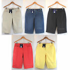 NWT Bandolino Women Ivette Tummy Control Bermuda Short Pants 5 Colors sz 6-18