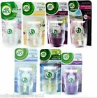 6 X AIRWICK AIR WICK PLUG IN OIL REFILLS -  CHOOSE FROM VARIOUS SCENT
