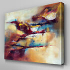 AB569 Rough Abstract Graffiti Canvas Wall Art Ready to Hang Picture Print