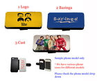 Big Bang Theory Inspired leather wallet phone case for iPhone Samsung Xperia