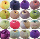 Yarn Place Graceful Lace 100% Wool 1804 Yards Variegated Colors 1 Skein