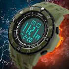 SKMEI Fashion Men Sports Waterproof Date Military LED Digital Wrist Watch Gift