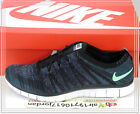 Nike Free Flyknit NSW 1 Black Green 599459-003 US 9~11 Running Mens 2015 Shoes