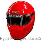 Simpson Speedway RX Auto Racing Helmet SA2015 - All Sizes & Colors (Free Bag)