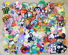 5 RANDOM IRON SEW ON PATCH Badge Applique Motif Kids Fancy Dress TShirt Transfer