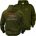 Isle of Man TT Legends Motorcycle Racing Motiv 2 - Kapuzenpullover
