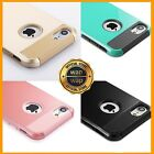 iPhone 7 Case Hybrid Hard Heavy Duty Shockproof Rubber iPhone 6s 7 Plus Cover