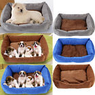 Cute Pet Dog Puppy Cat Soft Cotton Warm Bed House Nest Mat Pad Cozy Comfortable