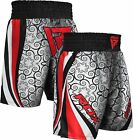 RDX Shorts MMA Grappling Short Kick Boxing Mens Muay Thai Pants Gym Wear