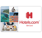 Hotels.com Gift Card - $50 $100 or $200 - Fast Email delivery  <br/> US Only. May take 4 hours for verification to deliver.