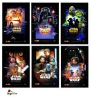 LEGO Star Wars Official Movie Posters Exclusive Promo NEW 42xm x 59cm A2