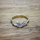 Round Shape Diamond Engagement Ring 14k White Gold Art Deco Diamond Ring