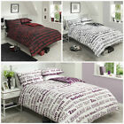 Modern Sleeptext duvet set quilt cover bedding set,pillowcase single double king