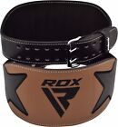 Внешний вид - RDX Gym Weight Lifting Belt Powerlifting Leather Training Bodybuilding Workout