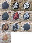 Avengers Logo 3D PVC Patch