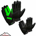509 Factor Gloves Snowmobile Motorcycle ATV Side by Side Riding Gloves