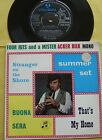"Acker Bilk Four Hits and a Mister 7"" Single EP (Stranger on the Shore +3 more)"