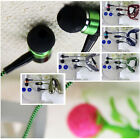 In-Ear Stereo Headset Earphone Headphone for iPhone Samsung Galaxy S5 S4 Note 3