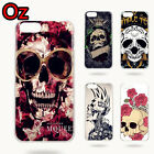 Art Skull Cover for Sony Xperia Z5 Premium, Cute Design Painted Case WeirdLand