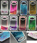 New Bling Dynamic Liquid Glitter Hard Case For Samsung Galaxy Core Prime SM-G360