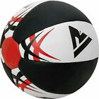 RDX Weighted Medicine Ball Fitness Muscle Full Body Workout MMA 12 18 22 26 LB image