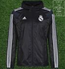 Real Madrid Anthem Jacket - Official Adidas Training - Zip Pockets - All Sizes